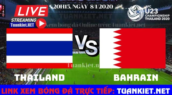 Thai Lan vs bahrain